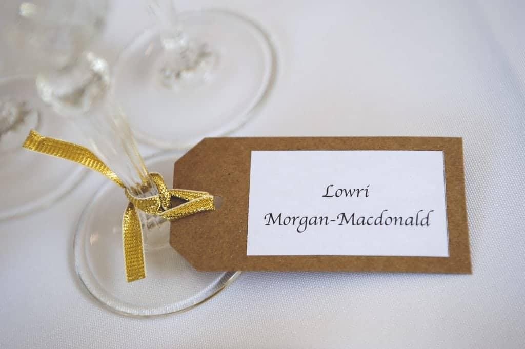 Lowri & Rob ~ De Courceys Manor, Cardiff