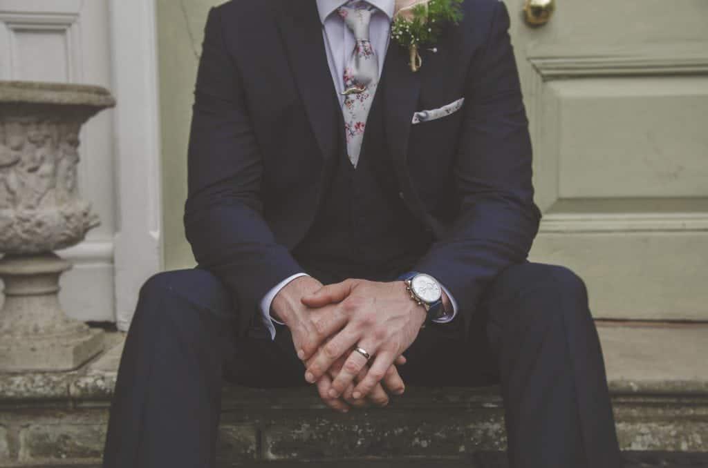 Sam & Andrew ~  Glangrwyney Court Wedding