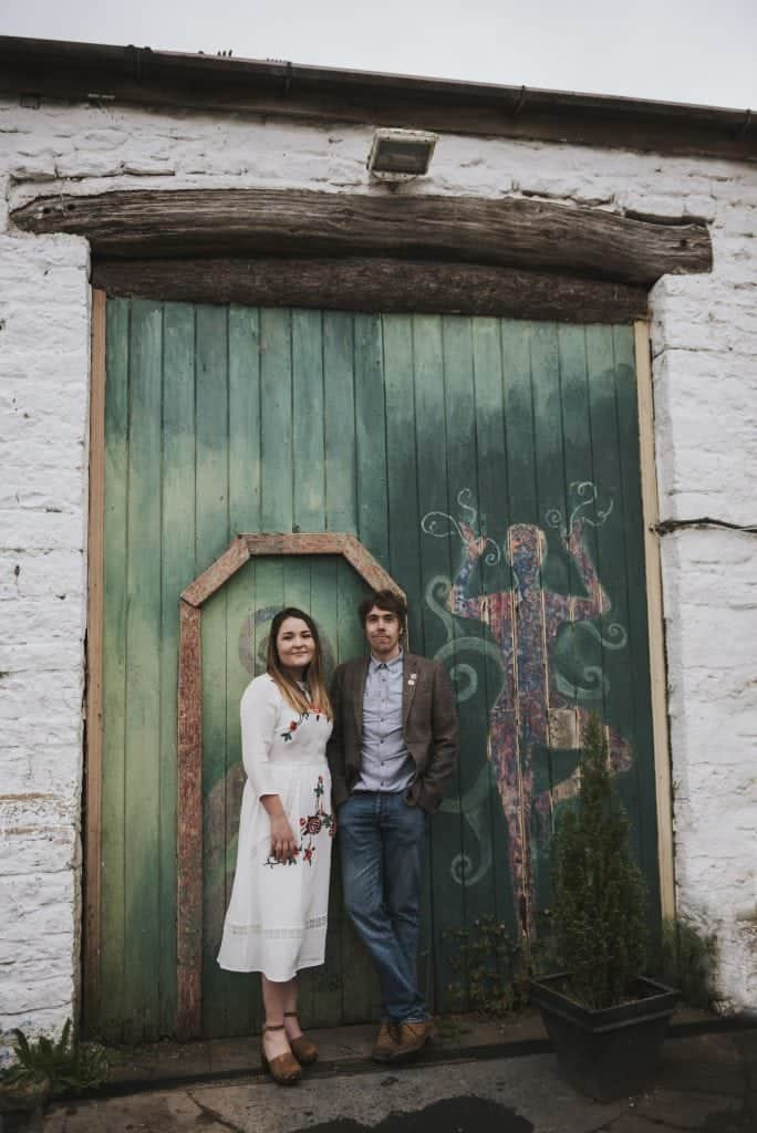 Victoria & Hywel ~ Pre Wedding Shoot Coed Weddings
