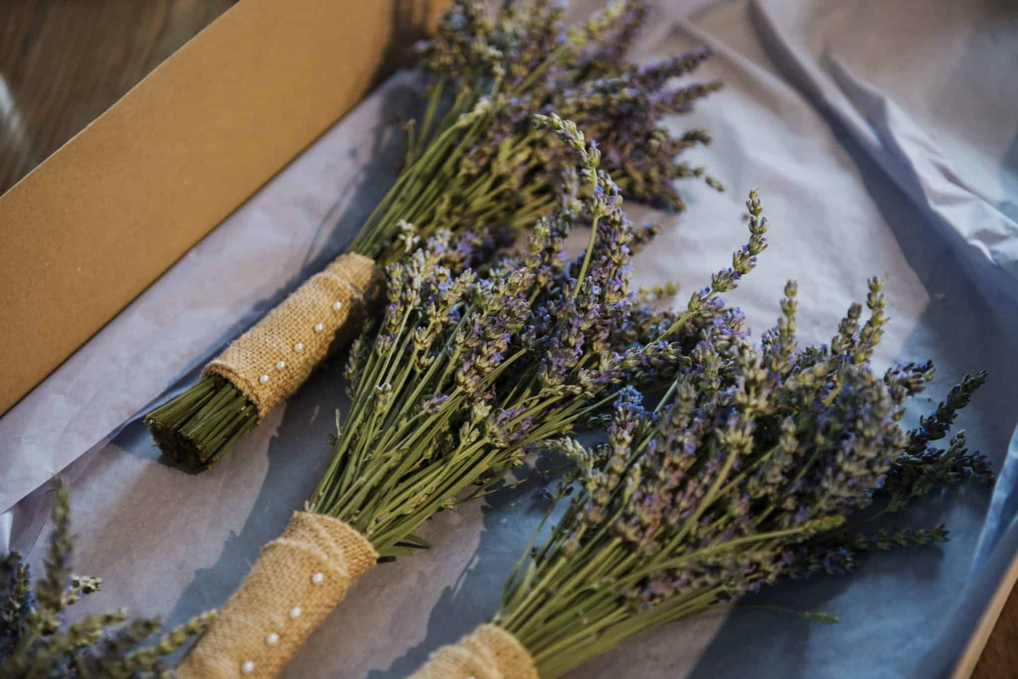 rosedew farm llantwit major - Lavender bouquets