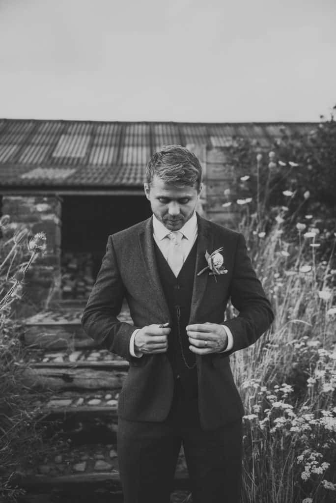 Sophie & Tom ~ The Barn at Brynich Wedding