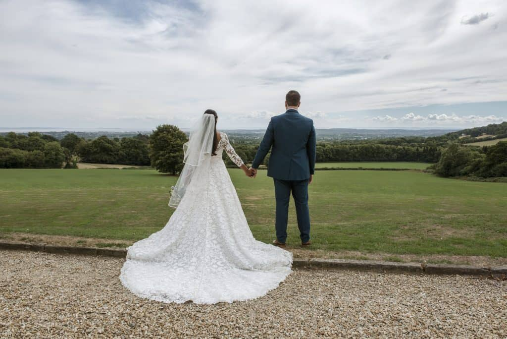 Amy & Seb ~ New House Country Hotel Wedding