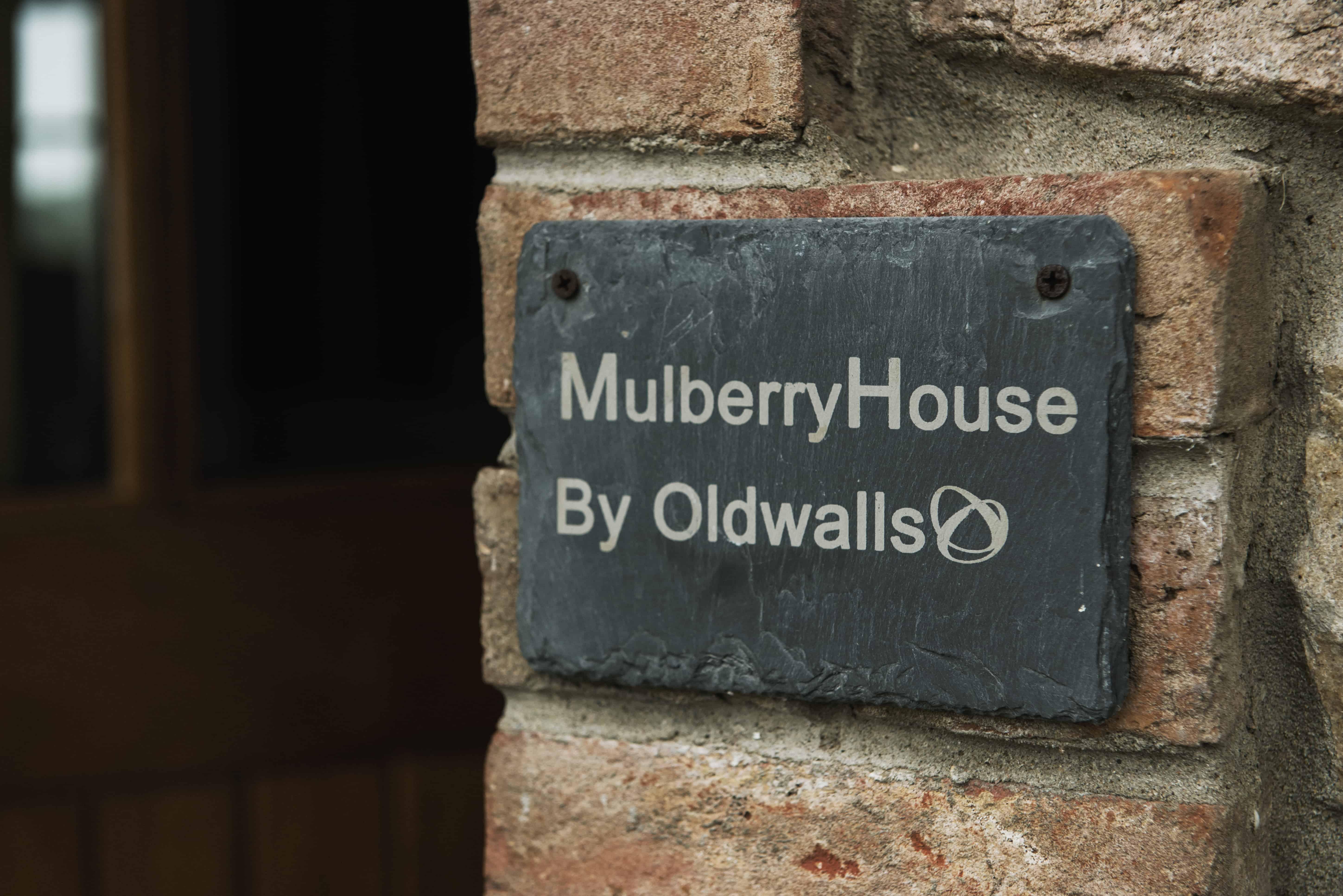 Mulberry House Oldwalls Oldwalls Wedding Photographer