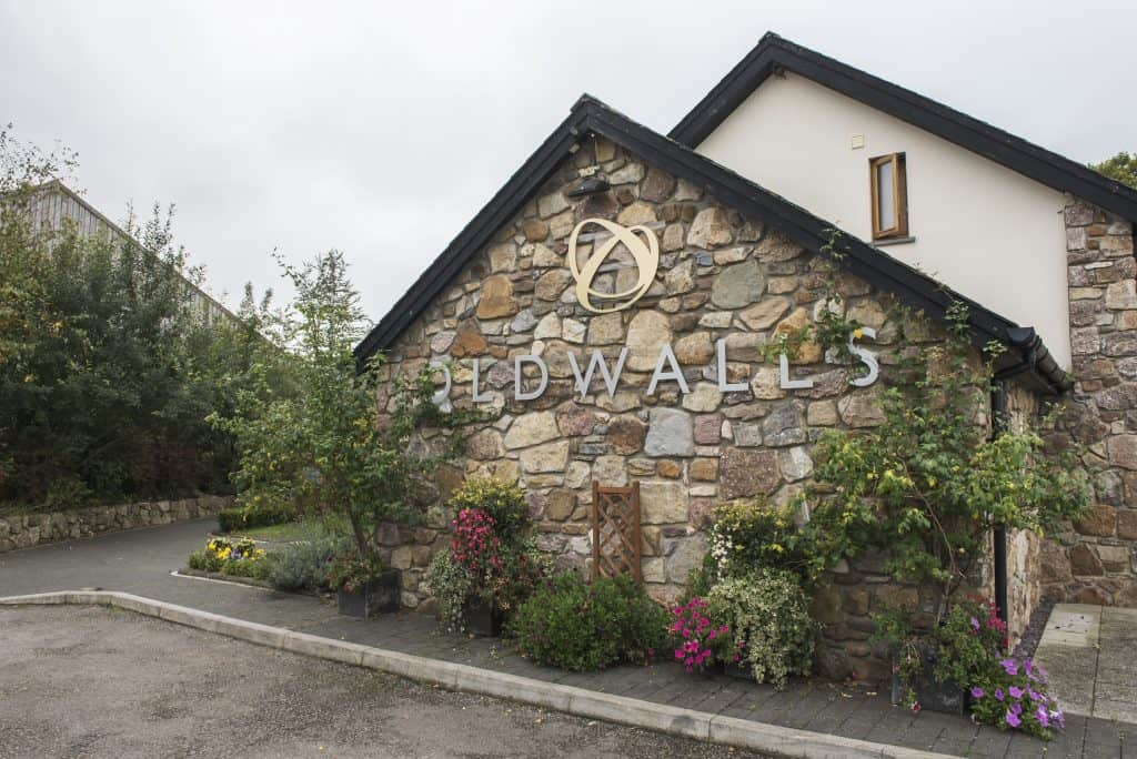 Oldwalls Gower sign Oldwalls Wedding Photographer