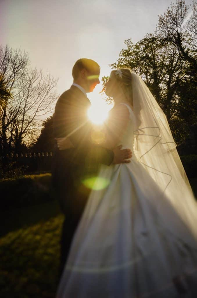 Amy & Mike ~ King Arthur Hotel