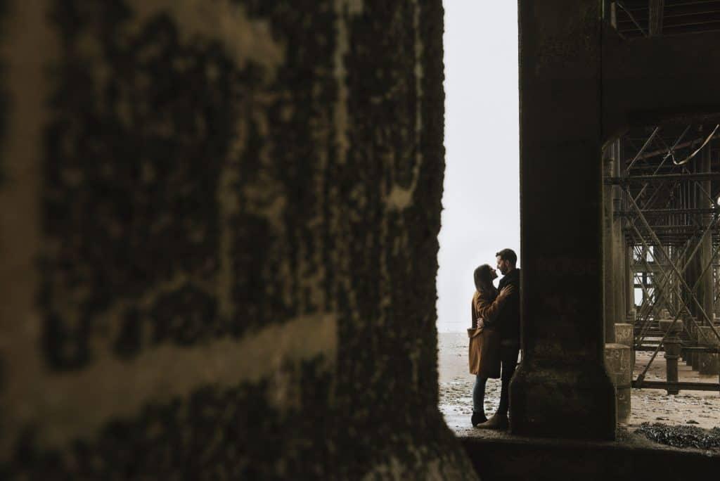 Penarth Pavillion Pre Wedding Shoot