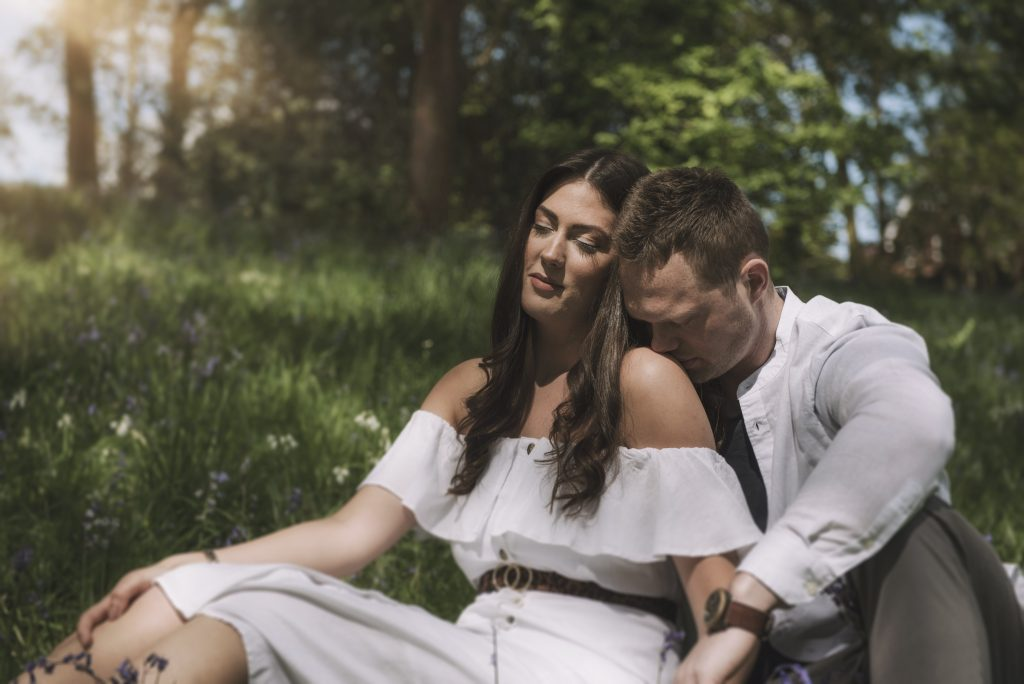 Clyne Gardens Pre Wedding Shoot